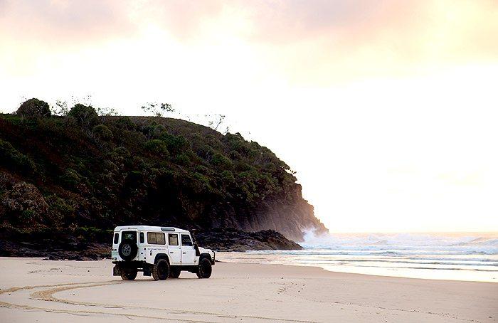 Backpacker-Queensland-Transport