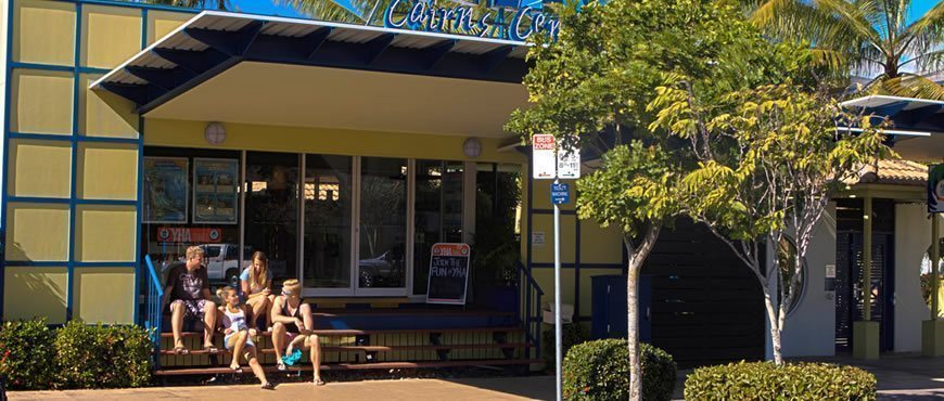 Cairns Central Yha01