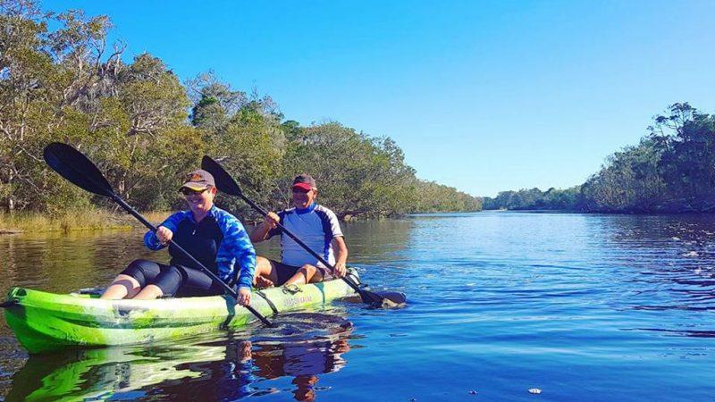 Double Kayak Norfolk Lagoon 1024x1024