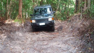 Fraser Magic 4wd Hire04