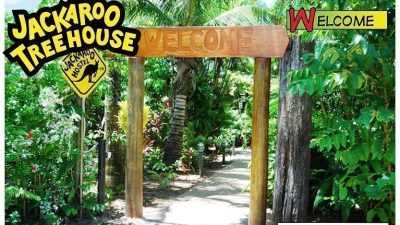 Jackaroo Treehouse Mission Beach02