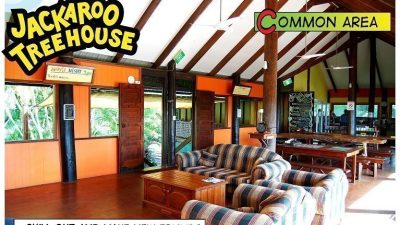 Jackaroo Treehouse Mission Beach03