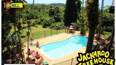 Jackaroo Treehouse Mission Beach07