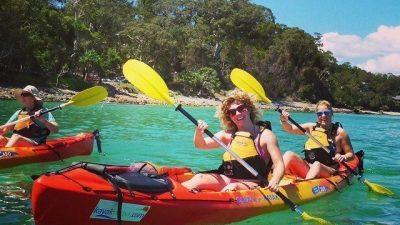 Kayak Noosa02