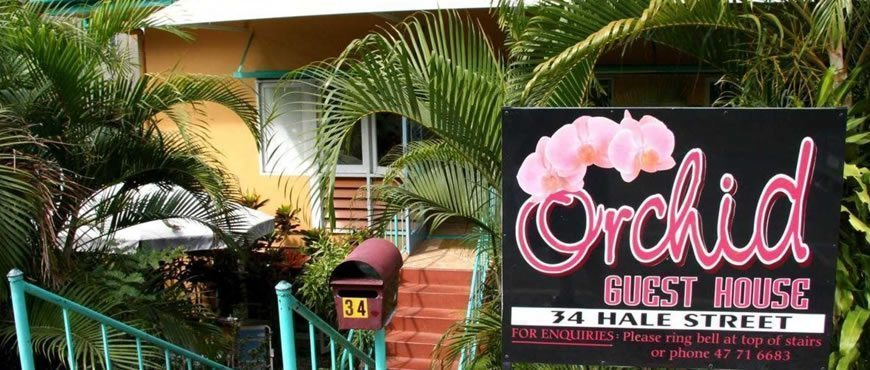 Orchid Guest House01