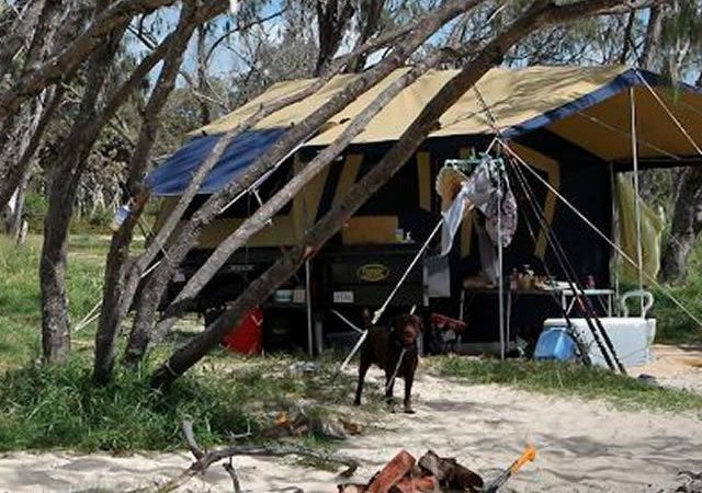 Straddie Camping02