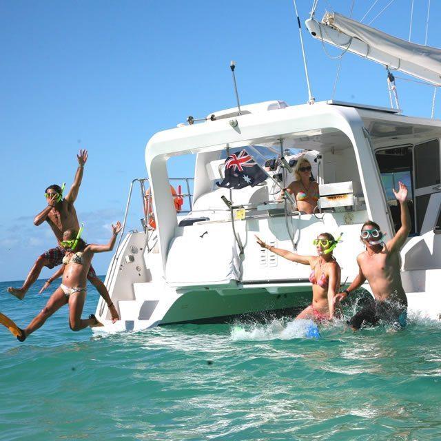 Whitsunday Catamarans - Adventure Queensland